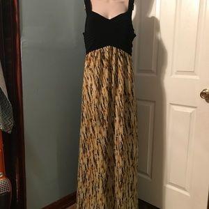 Sami Jo 2x maxi dress